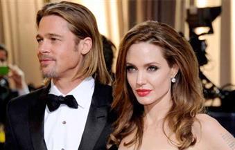 أنجلينا جولي تريد الانتهاء من إجراءات الطلاق بنهاية 2018