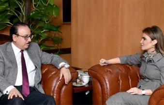 نصر ووزير الاتصالات يبحثان وضع خريطة استثمارية شاملة بحضور رئيس هيئة الاستثمار