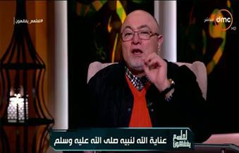 بالفيديو.. الجندى: بعض الملحدين يتعاملون بأخلاق الصحابة.. وسعيد بوضعي على قوائم اغتيال داعش