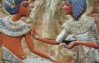 """حكايات عيد الحب الفرعونية.. في """"المتحف المصري"""""""