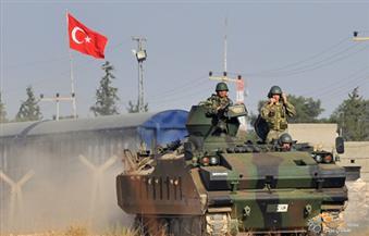 قوات تركية برية تدخل الأراضي السورية في إطار الهجوم على عفرين