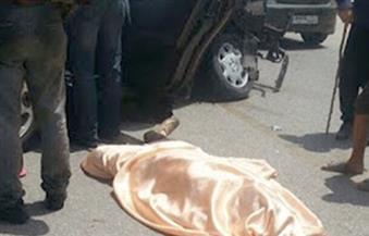 مصرع طفلة سقطت من توك توك أثناء سيره أعلى محور 26 يوليو