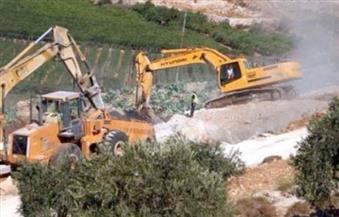 الاحتلال الإسرائيلي يقرر بناء جدار فاصل بين مخيم الجلزون وبيت ايل شمال رام الله