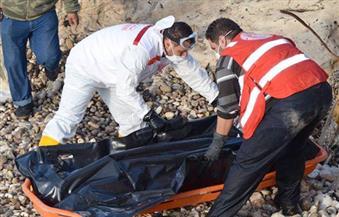 بعد أن سرق المهربون محرك السفينة ..العثور على جثث 74 مهاجرًا على شواطئ طرابلس