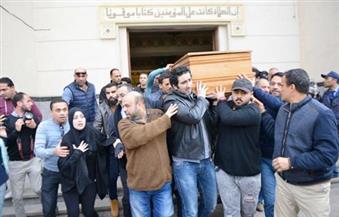 تشييع جنازة الفنان صلاح رشوان بمساكن شيراتون.. والسفارة الفرنسية تنعيه
