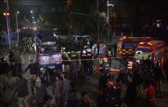 مرصد الإفتاء يُدين مقتل 5 وإصابة 15 آخرين في انفجار مدينة لاهور بباكستان