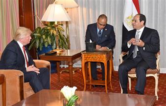 مصر وأمريكا.. علاقة استراتيجية تحكمها المصالح المتبادلة انطلاقًا من حرية القرار المصرى