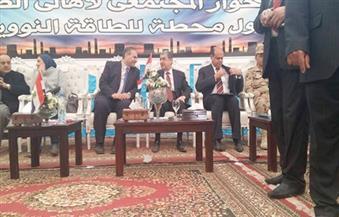 علاء أبوزيد: حالة الرضا الشعبي عن المشروع النووي نجاح للقيادة السياسية في تحقيق مصلحة الوطن والمواطن