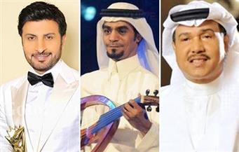 الرياض تستضيف حفل محمد عبده ورابح صقر وراشد الماجد 9 مارس المقبل