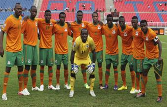 زامبيا تفوز على غينيا بأمم إفريقيا للشباب