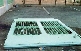إصابة طالب بالصف الثاني الثانوي بمدرسة الأقصر الثانوية العسكرية بعد سقوط باب حديدي بالمدرسة عليه