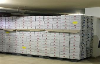 التفتيش الصيدلي يضبط ٤٢ صنفا من الأدوية المهربة والمنتهية الصلاحية في جمصة