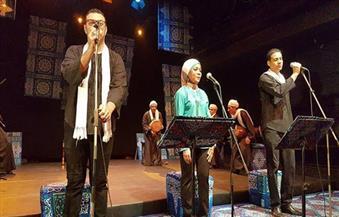 """فرقة """"غنا مصرى"""" على مسرح ساحة مركز الهناجر.. الليلة"""