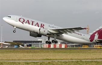"""الخطوط القطرية تبدأ أولى رحلاتها من مبنى """"2"""" بمطار القاهرة"""