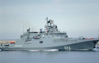 واشنطن: سفينة حربية روسية اقتربت بشكل عدائي من مدمرة أمريكية في شمال بحر العرب