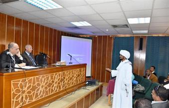 بالصور.. محافظة أسوان تعقد جلسة استماع للشباب لتحويل المحافظة إلى عاصمة للثقافة الإفريقية