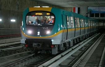 عودة حركة القطارات لطبيعتها في الخط الأول للمترو