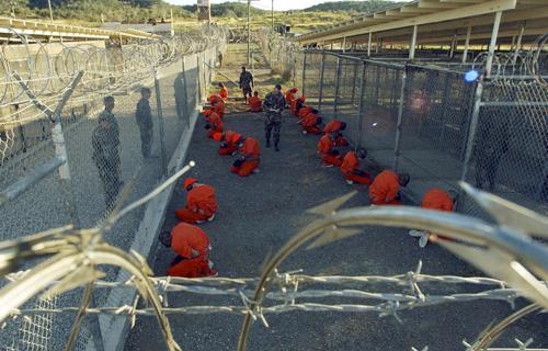 معتقلون في جوانتانامو يقاضون ترامب بتهمة معاداة المسلمين