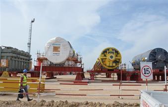 """الرئيس يفتتح محطة كهرباء """"البرلس"""" خلال أيام بطاقة 4800 ميجاوات وتكلفة 2 مليار يورو"""