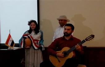 """بالصور.. القومي للترجمة يحتفل بصدور """"الرياح السوداء"""".. ديل بايي: شرف لأي كاتب أن ينقل عمله للعربية"""