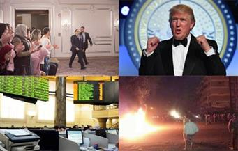شحنة الكوكايين.. علاقات ترامب.. ضريبة البورصة.. عقوبات علي دمشق.. الأوسكار أقل مشاهدة.. بنشرة السادسة صباحًا