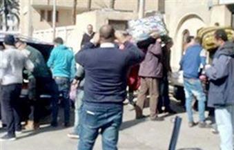 مغادرة 144 أسرة للعريش واستقرارها في 7 محافظات.. وتسليم 80 وظيفة لأسر الأقباط في الإسماعيلية
