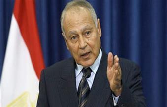 أبوالغيط يطالب بإجراء تحقيق دولي في الجرائم الإسرائيلية ضد الفلسطينيين