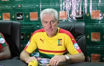 مدرب الكاميرون يعترف بمعاناة فريقه في الشوط الثاني أمام غانا