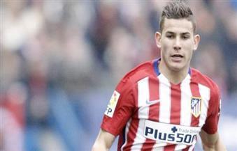 الشرطة الإسبانية تعلن إلقاء القبض على هيرنانديز لاعب أتلتيكو مدريد
