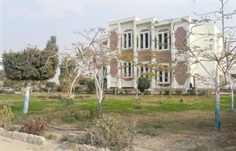 بالصور.. بدء تطوير جامعة السويس ومجمع الكليات بمدينة السلام بتكلفة 55 مليون جنيه