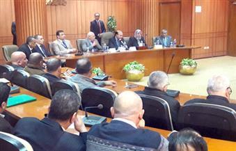 مميش: الرئيس أصدر توجيهاته بالبدء الفوري في تطوير ميناء غرب بورسعيد بتكلفة 3 مليارات جنيه