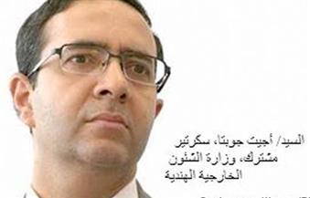 وفد كبير من رجال الأعمال باتحاد الصناعات الهندية يزور مصر