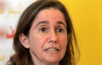 """""""مية الجريبي"""" أول امرأة ترأست حزبًا بتونس تترك موقعها"""