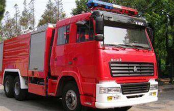٢٠ سيارة إطفاء من القاهرة والجيزة شاركت في إطفاء حريق مسرح الليسيه دون إصابات
