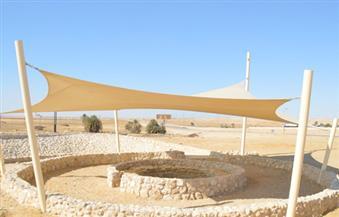 المقاولون العرب تنتهي من تطوير المرحلة الأولى لمتحف آثار عيون موسى بسيناء