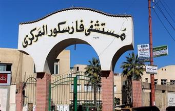 بالفيديو.. حملة تفتيش للرقابة الإدارية على مستشفى فارسكور بدمياط
