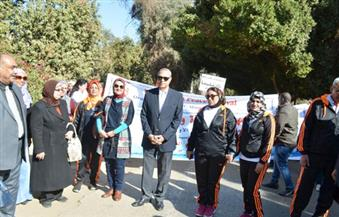 بالصور.. محافظ قنا يشهد انطلاق مهرجان المرأة والسلام بمشاركة 200 سيدة
