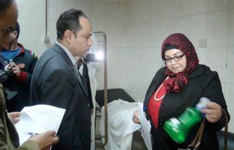 بالصور.. الرقابة الإدارية ترصد نقص أدوية بمستشفى المنشاوى العام بطنطا
