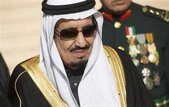 """بالفيديو... ملك السعودية يرقص """"العرضة"""" في الجنادرية"""