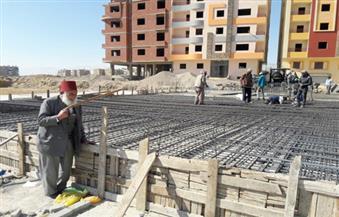 بالصور..  بدء تنفيذ أول مدينة لرعاية الأيتام بالشرق الأوسط في السويس