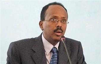 انتخاب رئيس الوزراء الصومالي السابق محمد عبدالله فرماجو رئيسًا للبلاد