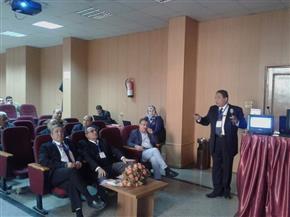 افتتاح المؤتمر السنوي الأول لأورام العظام لكلية الطب بجامعة المنصورة