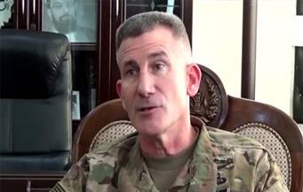 قائد القوات الأمريكية بأفغانستان: طالبان منظمة إجرامية ولا يمكنها الفوز في ساحة المعركة