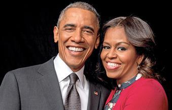 باراك وميشيل أوباما يوقعان عقدًا لنشر كتب