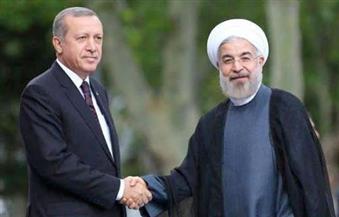 أردوغان يبحث مع روحاني قرار انسحاب أمريكا من الاتفاق النووي
