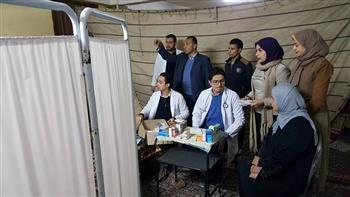 محافظ الدقهلية: الكشف على 3649 مريضًا خلال يومين بقافلة طبية بإحدى قرى دكرنس