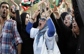ميليشيات تطلق النار على متظاهرين ليبيين في العاصمة طرابلس