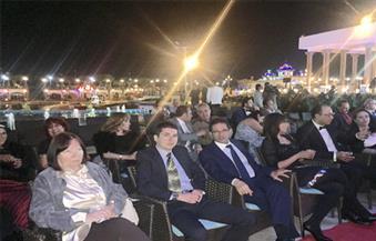 بدء الاستعداد لحفل ختام مهرجان شرم الشيخ للسينما العربية والأوروبية