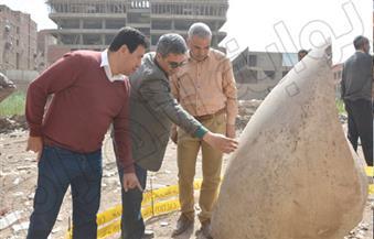 بالصور.. وزير الآثار: وسائل الإعلام العالمية تنتظر نقل رمسيس الثانى من المطرية إلى المتحف المصرى