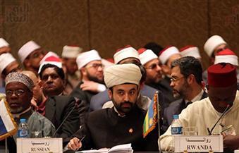 """مشاركون بمؤتمر """"الشئون الإسلامية"""" يرفضون إلصاق الإرهاب بالأديان"""